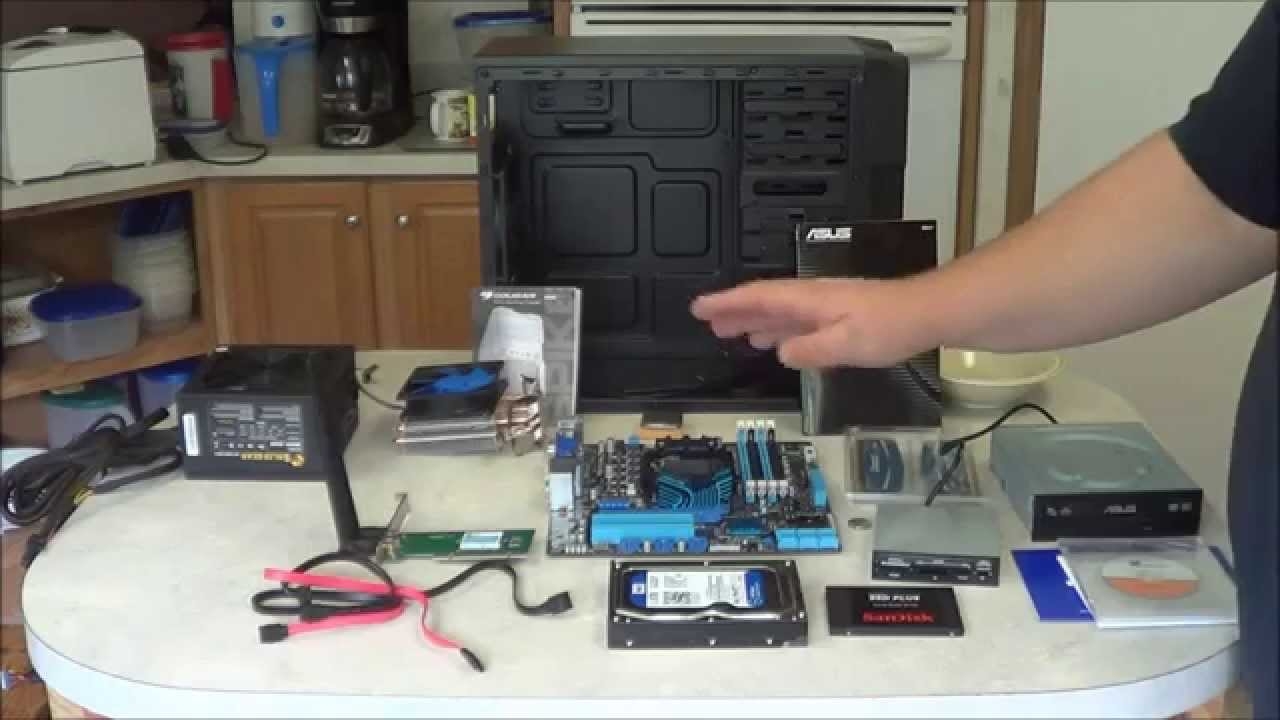 Barebones Computer Kits, The Bare Essentials home based Computing