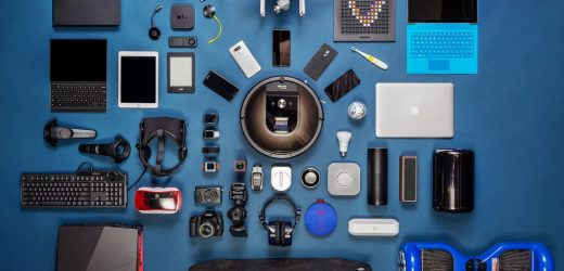 Easy Accessibility to Gadgets