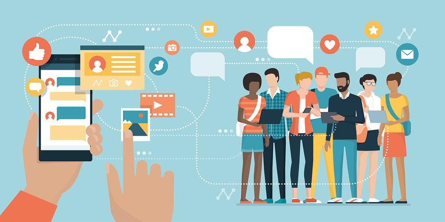 How you can Target References From Customers With the aid of Social Networking